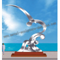 Metal Sculpture Seabird