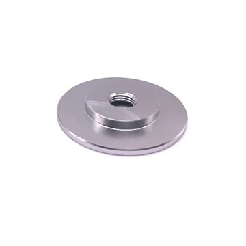CNC lathe Disc spacer polishing stainless steel