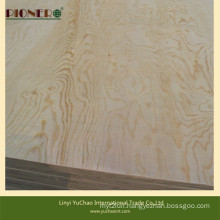 Pine Veneer Water Proof Glue Construction Plywood