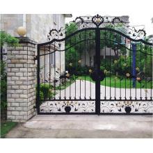 2016 Новый Дизайн Высокое Качество Кованые Железные Ворота