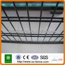 2D Wire Fence / Cheap Double Wire Panel
