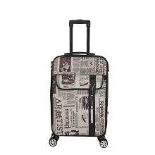 EVA Coated Fabric Soft Luggage