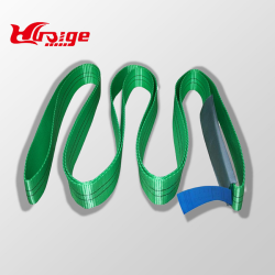 2 Tonne Polyester Duplex Webbing Lifting Sling