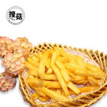 Tipo de procesamiento frito y tiras de papas fritas