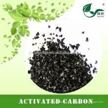Fonction du charbon actif à base de charbon charbon activé dans les lowes de capsule