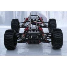 carro RC escala 1/5 4WD automóviles rc, coche rc de la escala grande de 70km/h