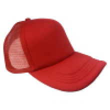 Meshback Sport Cap in Solid Color (Trucker-5)