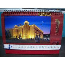 2015 Factory 3D Lenticular Calendar for Desk