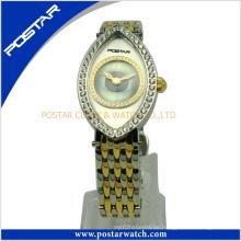 Einzigartige Damenuhr mit speziellen Zifferblatt Ce Geschenk berühmte Marke