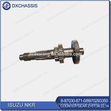 Véritable contre-vitesse NKR Z = 51: 34: 22: 14 8-97030-871-0 / 8-97029-335-0