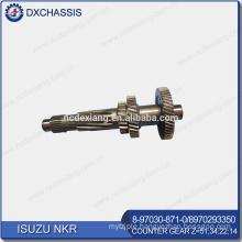 Genuine NKR Counter Gear Z=51:34:22:14 8-97030-871-0/8-97029-335-0