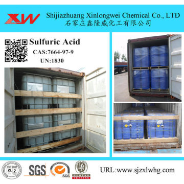 2018 Hot Jual Sulfuric Acid