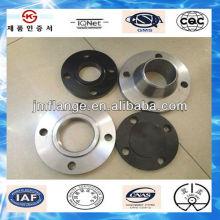 ISO9001 CE Brida de acero inoxidable ASNI