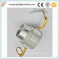 Camlock aluminum type B , cam lock fittings, quick coupling