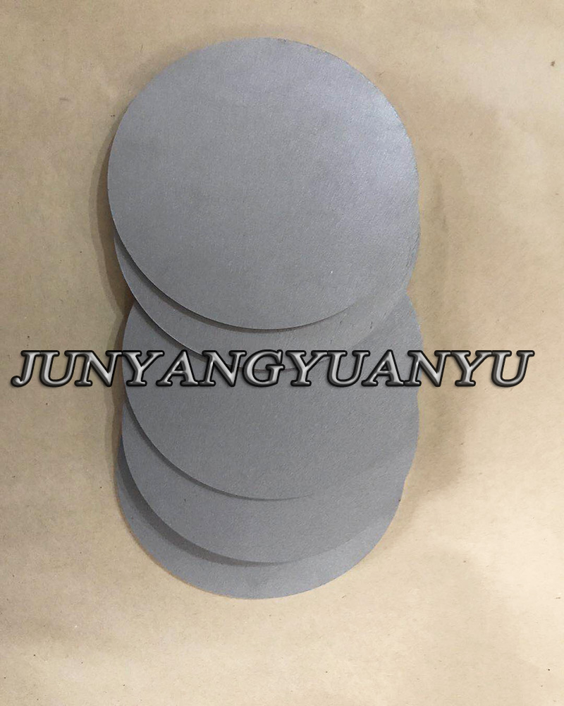 Powder Sintered Filter Disc