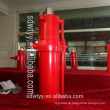 Große Hydraulikzylinder