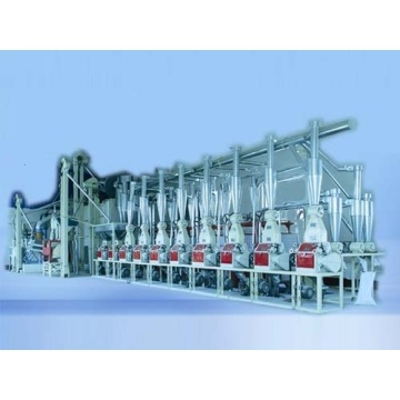 10ton / d wheat milling machine