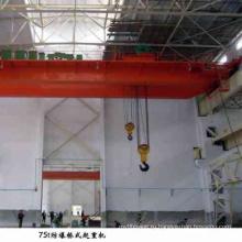 Высокое качество двойной балки моста Балочного Взрывозащищенного мостового крана 50т для продажи