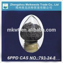 антиоксидант 4020/6PPD(CAS No.: 793-24-8) используются в рецептуры резиновых