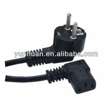 europe type power cord Ac cable set