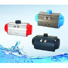 AT-63S AT Series Single Acting for Butterfly Valve Ball Valve Pneumatic  Rotary Actuator
