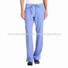Perfect Design Cheap Price Women Nurse Scrub Pants