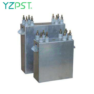 1.89KV 1200Hz capacitor for induction furnace