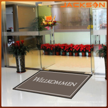 Wholesale Office Funny Entry Water Absorbing Rubber Mat