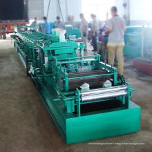 Excellente qualité construction bâtiment canal canal métal rouleau formant la machine