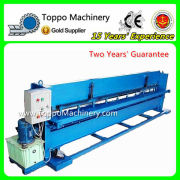 Hydraulic Aluminum Sheet Metal Shear Machinery for Sale