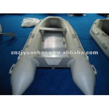 (CE) SD 360 aluminum floor inflatable paddle boats