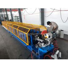 Rouleau de tuyau de descente de tuyau soudé formant la machine