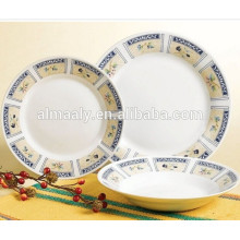 cheap ceramic brand names of dinner sets