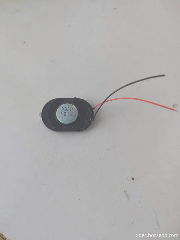 xdec loud sound 2030 8ohm 1w PSP speaker