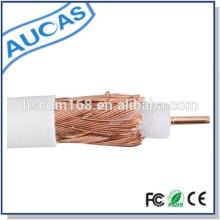 Produto novo do projeto / fábrica China preço baixo / melhor qualidade boa qualidade cabo coaxial