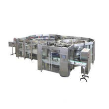 3 In 1 Mineral Water Volumetric Filling Machine With PET Bo