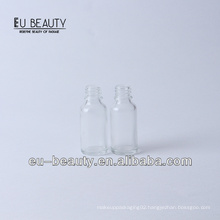 Pharmaceutical essential oil glass bottle