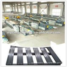 WPC/PP/PE Flooring Profile Production Line