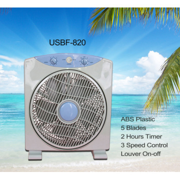 "Ventilador de caja cuadrada de 12""(USBF-820)"