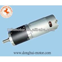 24V DC Getriebeuntersetzung 12V DC elektrische Getriebemotoren