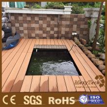 Foshan Thermal Stability Composite Pool Decking Floor