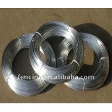 Alambre de acero electro galvanizado (fabricante)