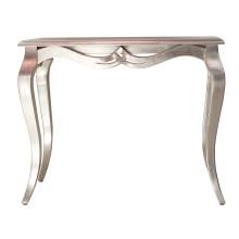 Hochwertige Silber Hotel Tisch Esstisch