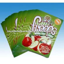 Laminiertes Material Apfelsaft-Verpackungsbeutel