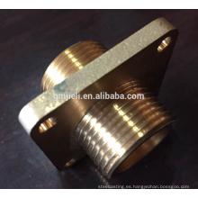 Partes del motor de fundición de acero de aleación