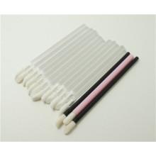 Plastic Handle Lip Balm Brush Disposable Lipgloss Applicator