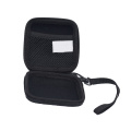 2019 New design popular  carrying zipper storage waterproof PU earphone case