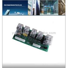 LG Aufzug Teile Leiterplatte DOR-210 Aufzug Platte zum Verkauf