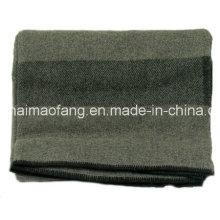Gewebte Woll billig Preis Polyester militärische Decke (NMQ-AB019)