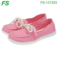 wholesale loafer design fashion shoes woman